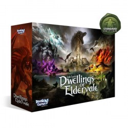 Dwellings of Eldervale - English Standard Еdition (2021 Reprint) Board Game