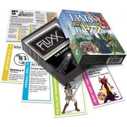 Fantasy Fluxx (2021) - парти настолна игра