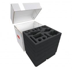 Feldherr foam tray set for Star Wars: Armada for Waves 1-6 in Box organizers