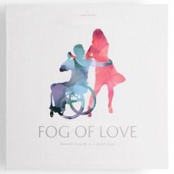 Fog of Love (Diversity Cover, 2020) - настолна игра
