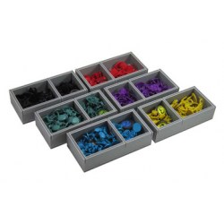 Folded Space: Cyclades and Expansions Organiser in Box organizers