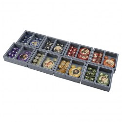 Folded Space: Dune and Ixians & Tleilaxu Expansion Organiser in Box organizers