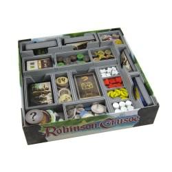 Folded Space: Robinson Crusoe Organiser в Инсърти за кутии