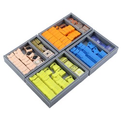 Folded Space: Root and Expansions Organiser in Box organizers