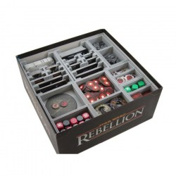 Folded Space: Star Wars Rebellion and Rise of the Empire Organiser in Box organizers