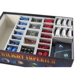Folded Space: Twilight Imperium 4th Edition Organiser в Инсърти за кутии