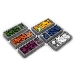 Folded Space: Viticulture Essential Edition and Expansions Organiser in Box organizers