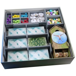 Folded Space: Wingspan and Expansions Organiser in Box organizers