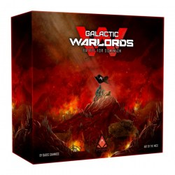 Galactic Warlords: Battle for Dominion (2018) Board Game
