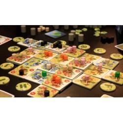 Ginkgopolis (Second Edition, 2020) - настолна игра