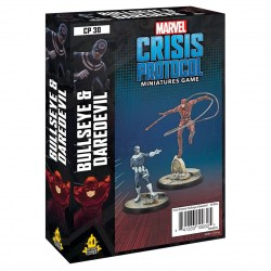 Marvel: Crisis Protocol – Bullseye & Daredevil Expansion (2020)