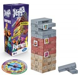 Jenga: Fortnite Edition (2019, мултиезично издание) - парти настолна игра