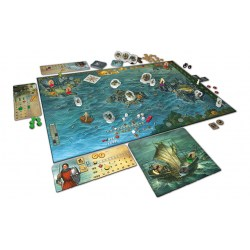 Legends of Andor: Journey to the North Expansion (2014) Board Game