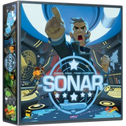 [Леко увредена кутия] Sonar Family (2018) - настолна игра