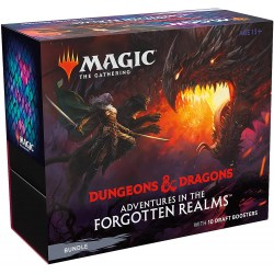 MTG: D&D Adventures in the Forgotten Realms Bundle Board Game