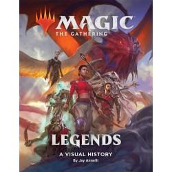 Magic: The Gathering: Legends - A Visual History в Подаръци
