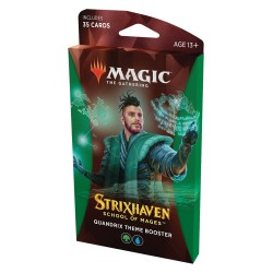 MTG: Strixhaven: School of Mages Theme Booster - Quandrix (1) Board Game