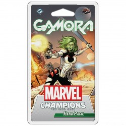 Marvel Champions: The Card Game - Gamora Hero Pack Board Game