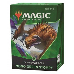 MTG: Challenger 2021 Mono Green Stompy Deck в Magic: the Gathering