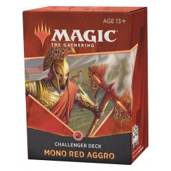 MTG: Challenger 2021 Mono Red Aggro Deck в Magic: the Gathering