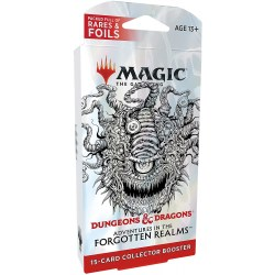 MTG: D&D Adventures in the Forgotten Realms Collector Booster (1) Board Game