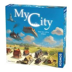 My City (2020) - настолна игра