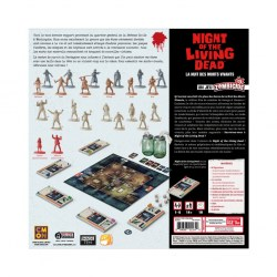 Night of the Living Dead: A Zombicide Game (2020) Board Game