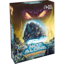 Not Alone: Sanctuary Expansion (2020) Board Game