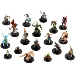Pathfinder Battles: City of Lost Omens (4 miniatures) in D&D Miniatures