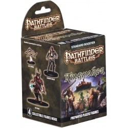 Pathfinder Battles: Kingmaker Booster (4 миниатюри) в D&D и други RPG / D&D Миниатюри