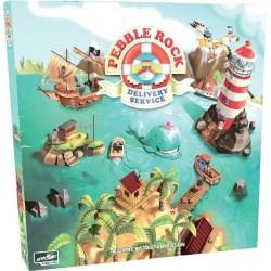 Pebble Rock Delivery Service (2021) - настолна игра