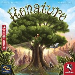 Renature (2020) - настолна игра