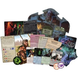 Arkham Horror: Third Edition - Secrets of the Order Expansion (2021) Board Game