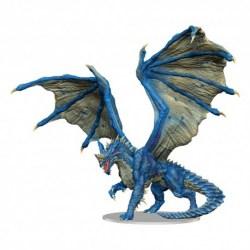 [Увредена кутия] Dungeons & Dragons Fantasy Miniatures: Icons of the Realms - Adult Blue Dragon Premium Figure в D&D и други RPG / D&D Миниатюри / Icons of the Realms