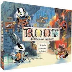 Root: The Marauder Expansion (Kickstarter Edition, Marauder Pledge, 2021) Board Game