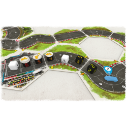 Rallyman: GT (2020) - настолна игра