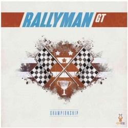 Rallyman: GT - Championship Expansion (2020) - разширение за настолна игра