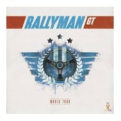 Rallyman: GT - World Tour Expansion (2020)
