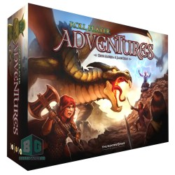 Roll Player: Adventures (2021) Board Game