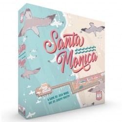 Santa Monica (2020) Board Game