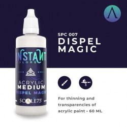 Scale75 Instant Colors - Dispel Magic (60ml, Acrylic Medium) в Акрилни бои Scale75