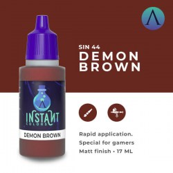 Scale75 Instant Colors - Demon Brown (17ml) в Акрилни бои Scale75