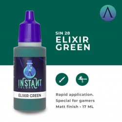 Scale75 Instant Colors - Elixir Green (17ml) в Акрилни бои Scale75