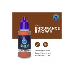 Scale75 Instant Colors - Endurance Brown (17ml) в Акрилни бои Scale75