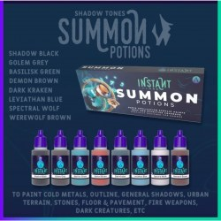 Scale75 Instant Colors Set - Summon Potions в Акрилни бои Scale75