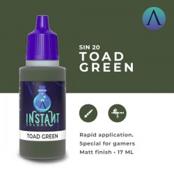 Scale75 Instant Colors - Toad Green (17ml) в Акрилни бои Scale75