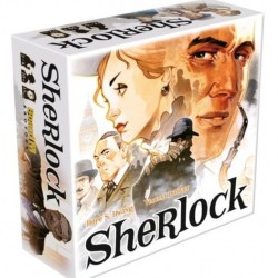 Sherlock 13 (2013) Board Game
