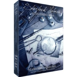 Sherlock Holmes Consulting Detective: Carlton House & Queen's Park (2018) Board Game