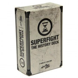 Superfight: The History Deck Expansion (2017) Board Game
