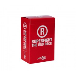Superfight: The Red Deck Expansion (2013) Board Game